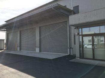 倉庫をもっと使いやすく改修するガレージドック S社(栃木市)